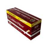 Gilzy papierosowe Golden Filter 550 szt. 100s