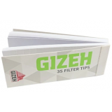 Filtry papierosowe Gizeh Tips